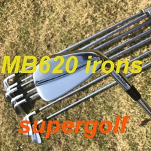 2020 New golf irons high quality MB620 irons Forged set ( 3 4 5 6 7 8 9 P ) with dynamic gold S300 steel shaft 8pcs golf clubs