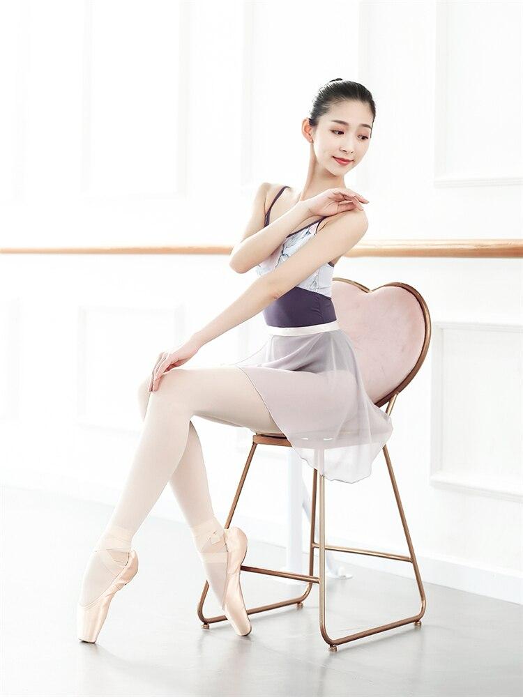 Image 3 - Women Gymnastics Leotard Ladies Camisole Dancewear Dance Clothing Costumes Professional Gymnastic Ballet Leotards for WomenBallet   -