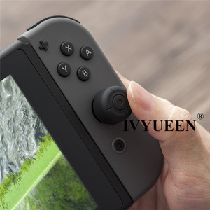 Image 4 - IVYUEEN for Nintend Switch NS Lite Mini JoyCon Analog Thumb Stick Grips Caps for Nintendo switch Lite Joy Con Controller Cover