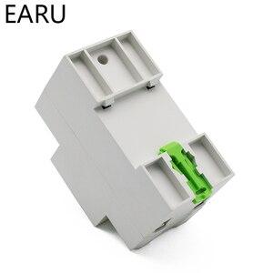 Image 5 - 63A Automatische Verbinden Circuit Breaker Über Und Unter Spannung Über Strom Leckage Schutz Surge Schützen Schutz Relais