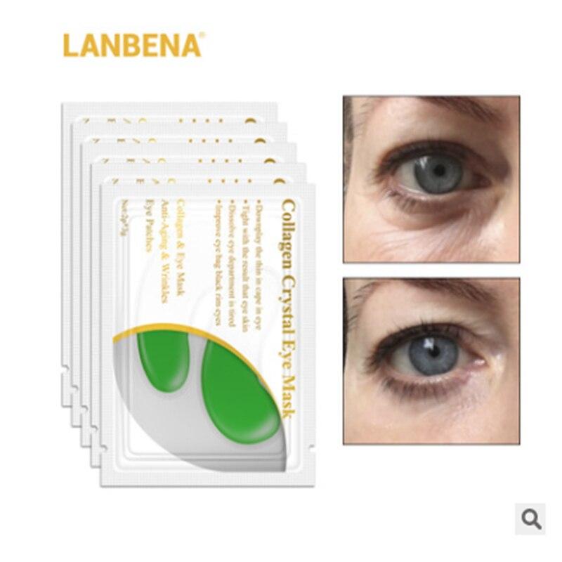 LANBENA Collagen Hydro Mask Eye Zone White Anti Wrinkle Care Korea Cosmetic 1