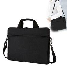Sac à main pour ordinateur portable 15.6 pouces, sacoche de transport pour ordinateur portable Mac Air Pro HP Huawei Asus Dell