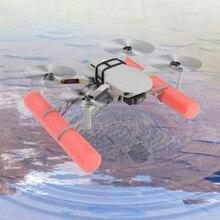 Mavic mini train datterrissage flottabilité flottant atterrissage de leau augmenter la jambe pour dji mavic mini drone accessoires