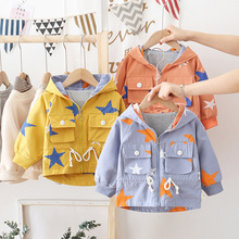 Toddler Baby Kids Autumn Hoody Outerwear Boys jacket Girls s