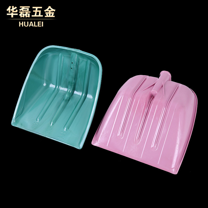 Manufacturers Direct Selling Hualei Thick Plastic Shovel Agricultural Compressive Tempered King Grains Shovel Multi-Purpose Temp