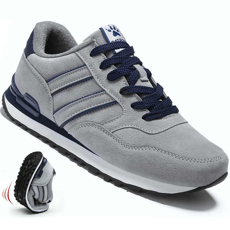 Breathable Sneakers Men Sport Running