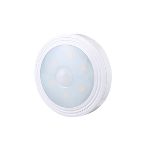 Image 4 - Solledスライバー赤外線pirモーションセンサー 6 ledナイトライト磁気ワイヤレス検出器ンペンダントライトウォールランプ自動オン/オフクローゼット