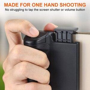 Image 3 - Беспроводной Bluetooth стабилизатор для смартфона Ulanzi CapGrip, ручка для селфи, стабилизатор для телефона, держатель, спуск затвора, винт 1/4