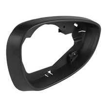 NEW-Car Side Door Wind Rearview Mirror Cover Frame for Ford Fiesta MK7 2009-2017