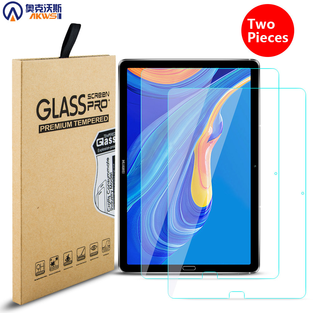 Tempered Glass For Huawei Mediapad M5 10.8 M5 LITE 10 Screen Protector Film For Mediapad T5 10 T3 10 Tablet Glass