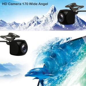 Image 3 - 170 度魚眼レンズ 1080*920 1080pスターライトナイトビジョン車のリアビューリバースbackup車両駐車hdカメラ