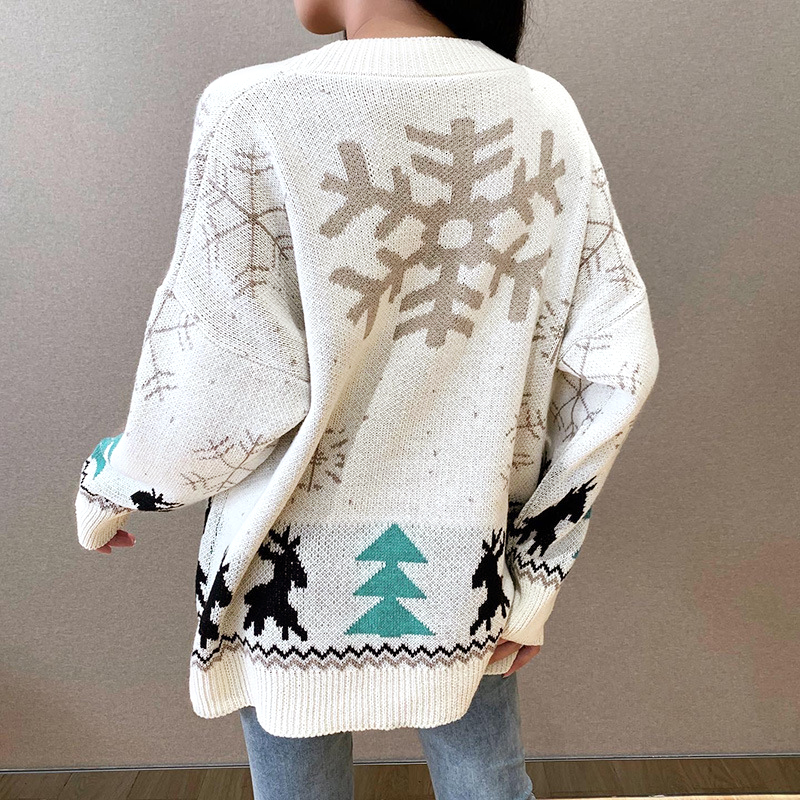 Chawaz Snow Sweater