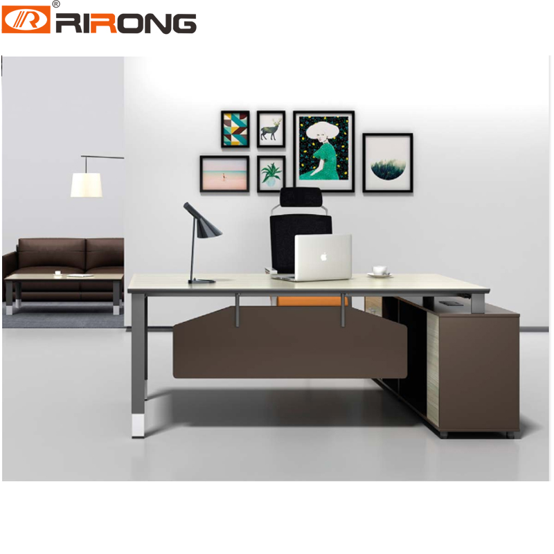 Small Wooden Industry Design Personal Office Furniture Executive Manager Office Table Desk