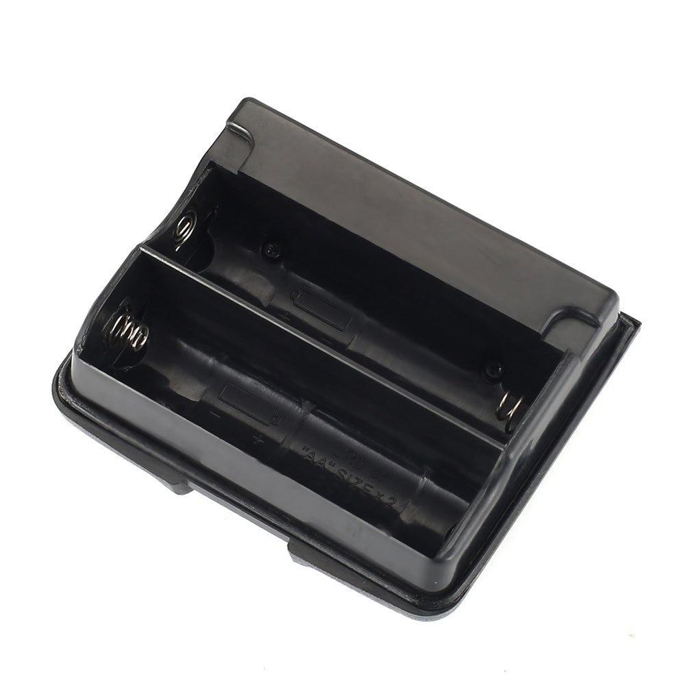 For Yaesu Battery Pack Walkie Talkie Vx-5r Vx-6r Vx-7r Fba-23 Battery Case Vx-710 Support 2 Aa Alkaline Battery Case Bags