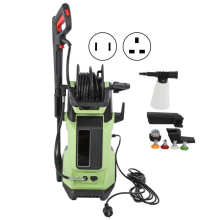 Washer Worx-Tools Electric High-Pressure 2200psi Display Cleaning-Machine Gereedschap