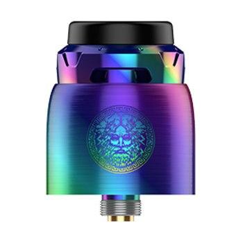 Geekvape Z BF RDA – Cigarette électronique avec réservoir, réservoir d'air Anti-broche, double bobine, vaporisateur de pont de construction