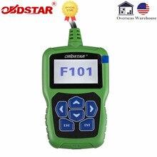 OBDSTAR F101 لتويوتا Immo (G) إعادة تعيين أداة البرمجة الرئيسية ل 4D 72 رقاقة منع الحركة إعادة تعيين التحديث بواسطة بطاقة TF