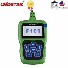 OBDSTAR F101 TOYOTA Immo (G) sıfırlama anahtar programlama aracı için 4D 72 çip Immobilizer sıfırlama güncelleme TF kartı ile