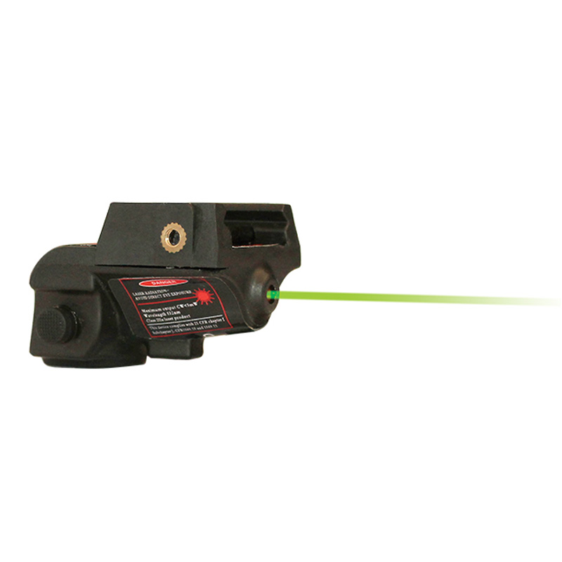 Laserspeed Pistol Mini Green Laser Tactical Military Rechargeable For Glock Colt 1911 Taurus Handgun Gun Laser Sight-3