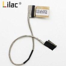 Tela de vídeo flex para lenovo thinkpad x250 x240 x240s x240i x260 x260i portátil display lcd cabo de fita dc02c003i00 dc02c004w00