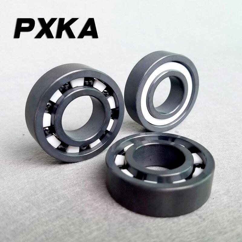 Free Shipping Silicon Nitride Full Ceramic Bearing 6900 6901 6902 6903 6904 6905 6906 SI3N4