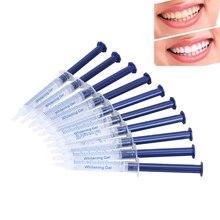 Teeth Whitening 44% Peroxide Dental Bleaching System Oral Gel Kit Tooth Whitener Gel White Teeth Gel 15pcs/10pcs/5pcs/1pc