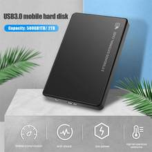 1TB 2TB HD External Hard Disk USB3.0 Storage Devices 2.5inch Portable SSD HDD 2TB Laptop Hard Drive Disk For Mobile Desktop