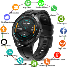 LIGE new sport smart watch men and women blood pre