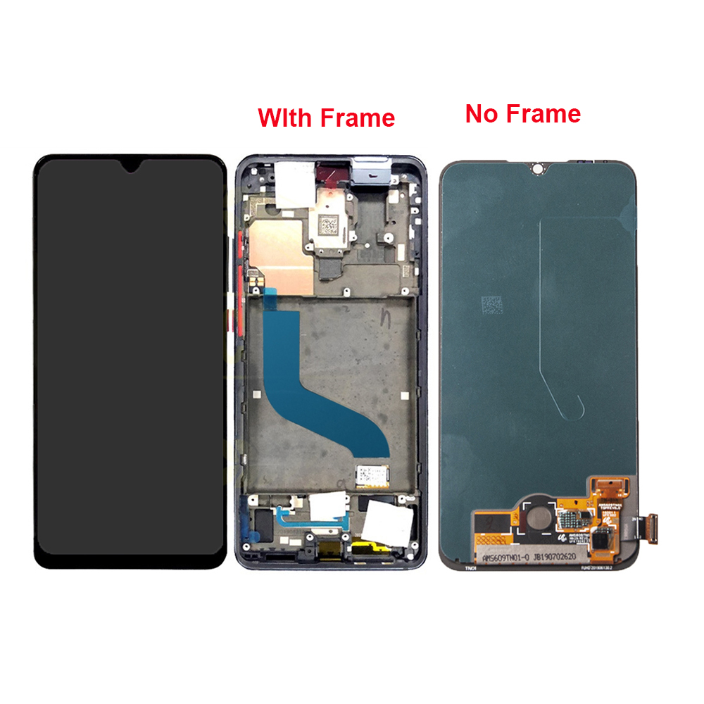AAA Quality For Xiaomi Mi A3 Lcd Display Touch Screen Digitizer Assembly Replacement For Xiaomi CC9e LCD