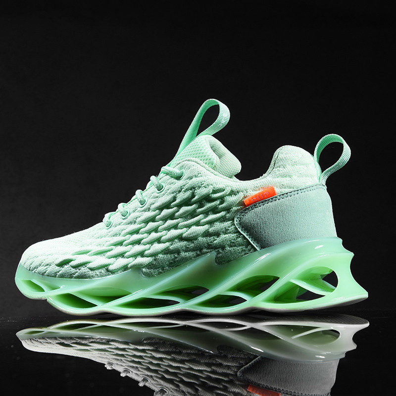 Men's super explosive power shoes TPU
