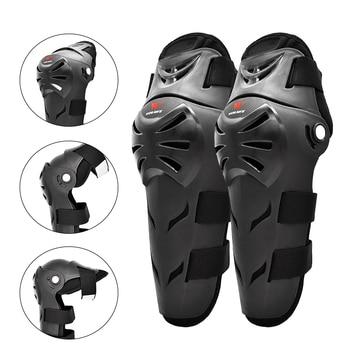 WOSAWE Adult Motorcycle Knee Pads Moto Protection Riding Elbow Guard Motocross Motorbike Off-road Racing MTB Knee Pads ML318 2