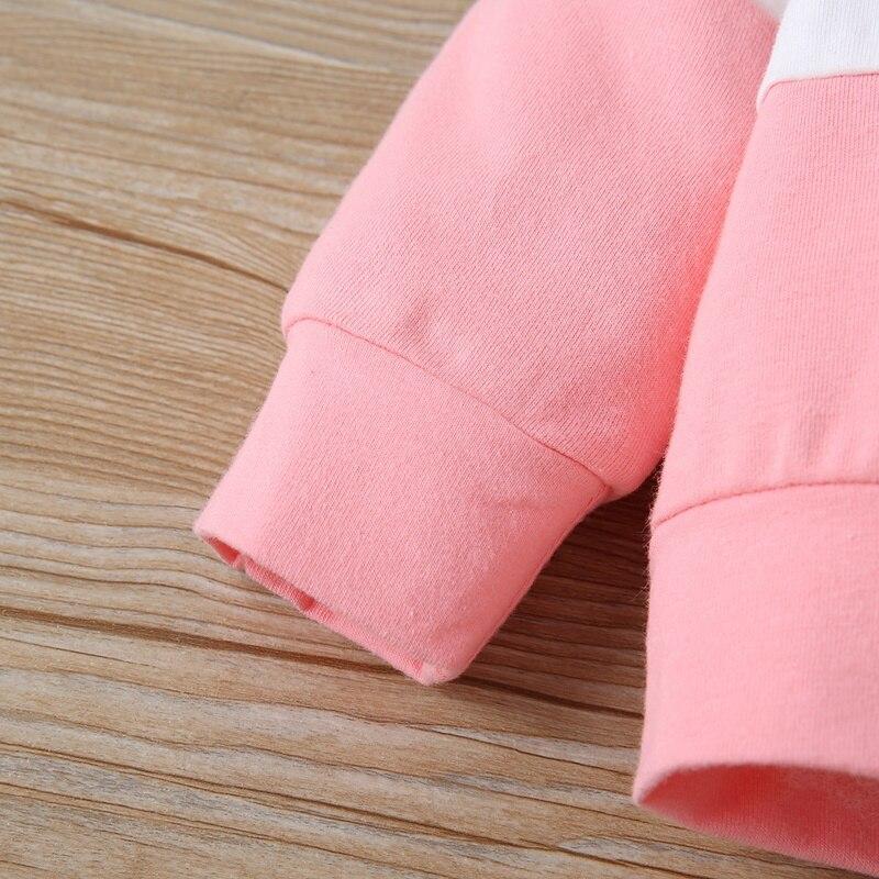 Модная одежда для маленьких девочек комплект из 2 предметов