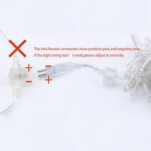 Image 5 - Гирлянда светодиодная, соединяемая, 4x2,5 м