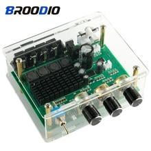 TPA3116D2 Digital Audio Amplifier Board 2.0 Channel 80W*2 Stereo Amplifiers Sound Preamplifier Tone High Power For Home Speaker