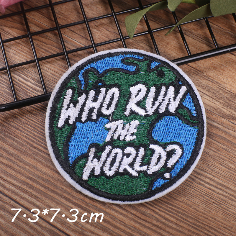 íBest DealBadge Clothing Sticker Patch Computer Bag Decoration Embroidery Astronaut Cartoon New