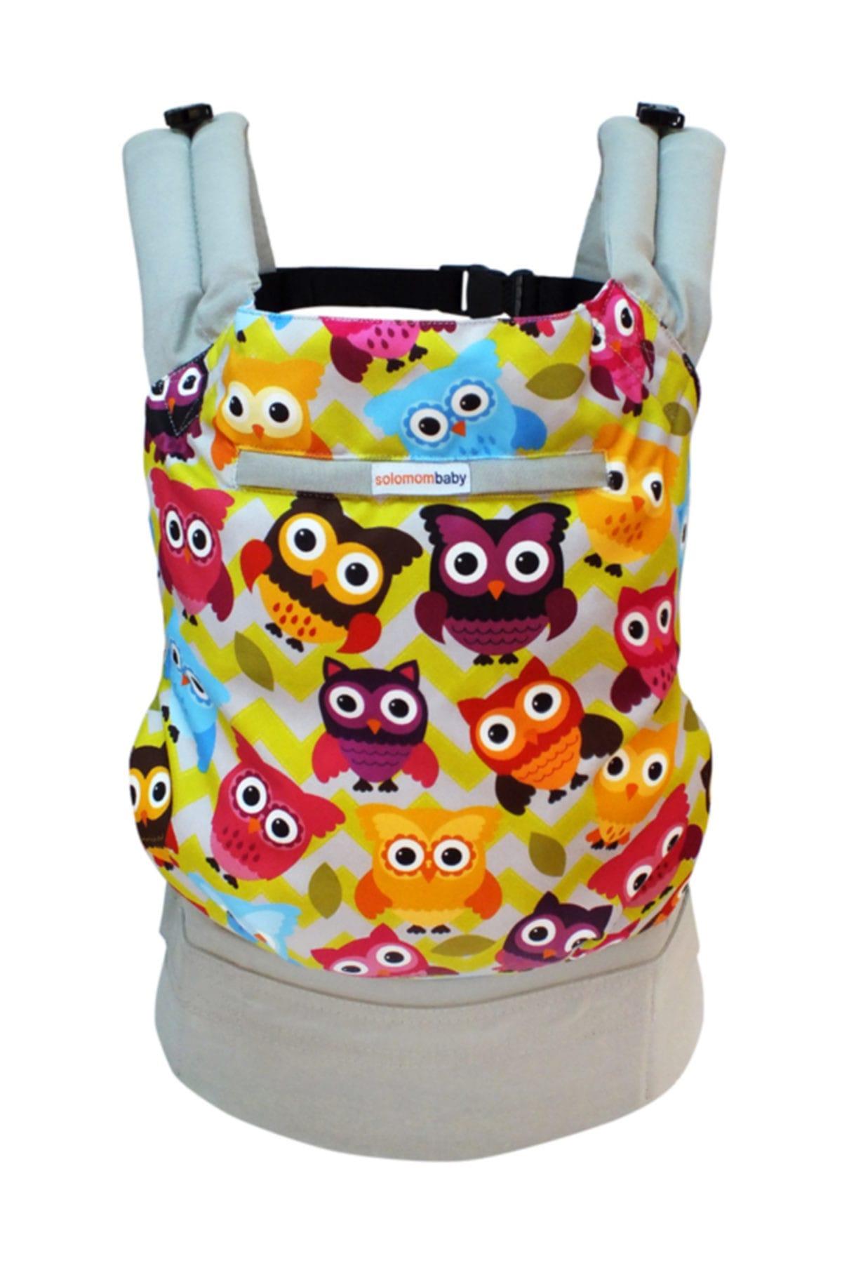 Baby Carrier Kangaroo Owls (3M / 4Years)  Travel Outdoor Maternity Nursing Kids Children Toddler Accessories Stuff
