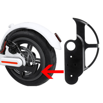 Protective Brake Disc Guard Fenders Rear Wheel for Xiaomi M365/M365 Pro/M365 1S Electric Scooter For M365 pro 2 Accessories image