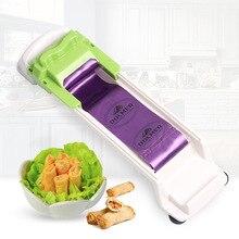 Мясная Лопата для суши машина для овощей Мясо Кухня креативный инструмент(случайно отправленный цвет