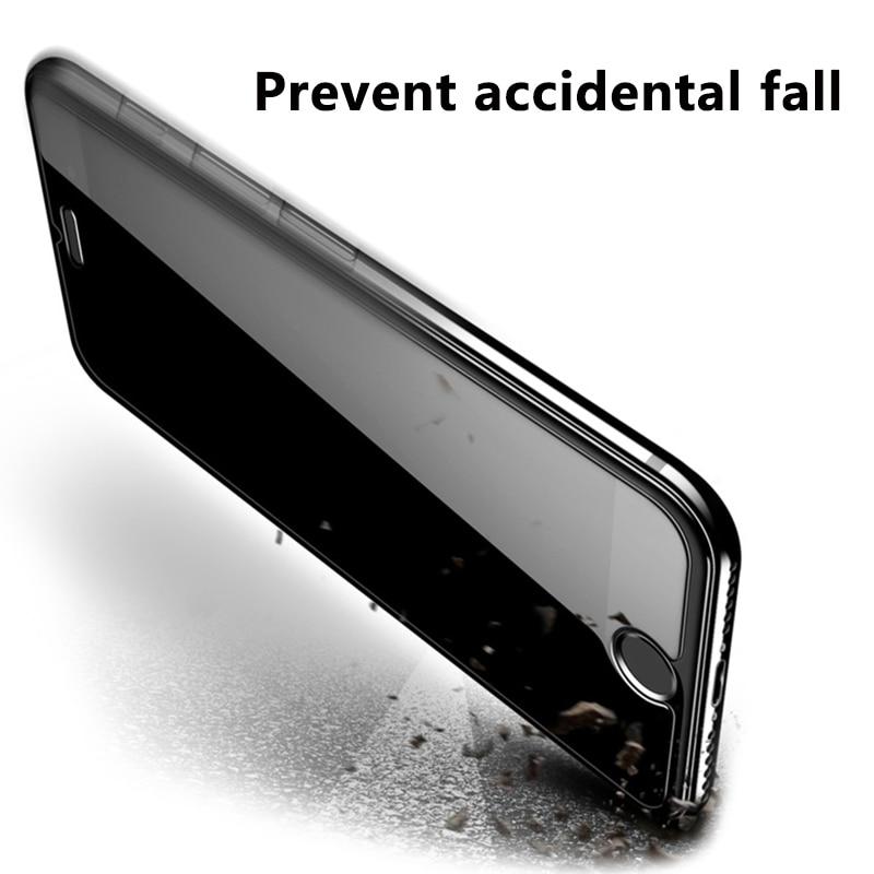 For iPhone 5 5S 6 6S 7 8 Plus X XR XS 11 Pro Max Tempered ապակե - Բջջային հեռախոսի պարագաներ և պահեստամասեր - Լուսանկար 4