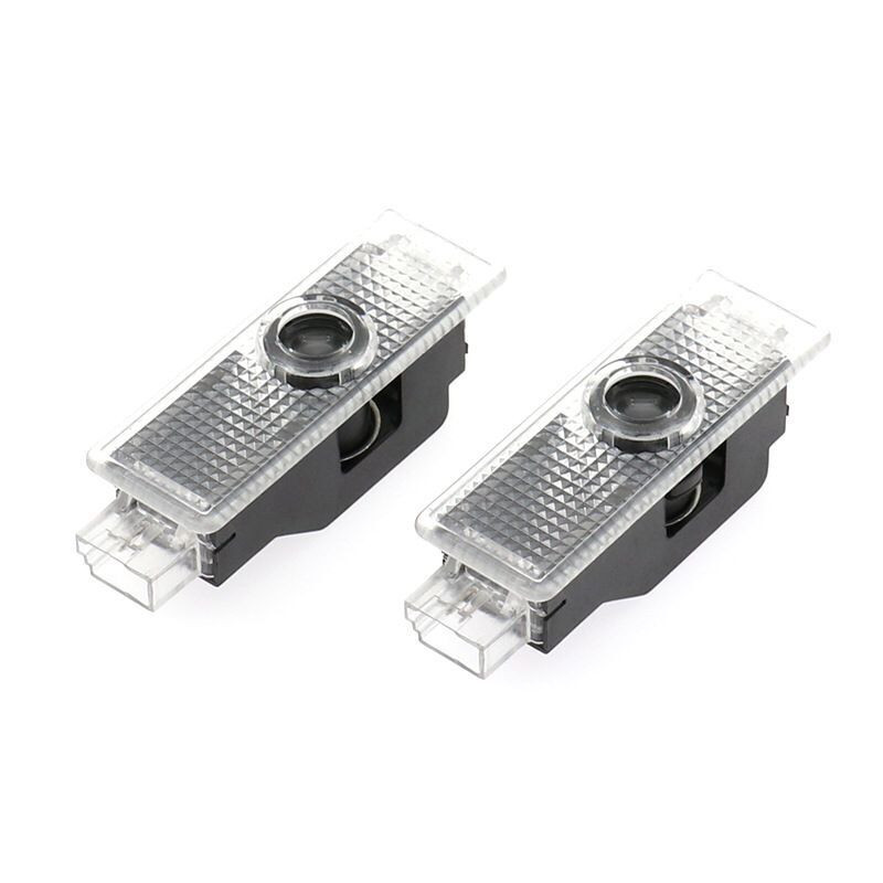 2X Led M Logo Laser Projector Light For BMW X1 X3 X5 E60 E63 E64 E70 F01 F60 F32 F33 GT Car Door Light Welcome Lamp Accessories