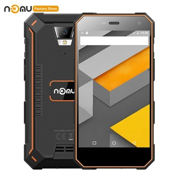 NOMU S10 PRO 4G Quad Core Cellphone 5.0 inch Android 7.0 MTK6737VWT 1.5GHz 3GB + 32GB 8.0MP Rear Camera 5000mAh Mobile Phone