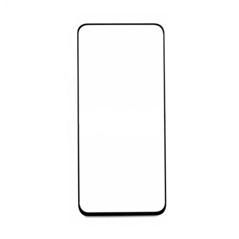 A 51 Outer Screen For Samsung Galaxy A51 Front Touch Panel LCD Display Out Glass Cover Lens Phone Repair Replace Parts