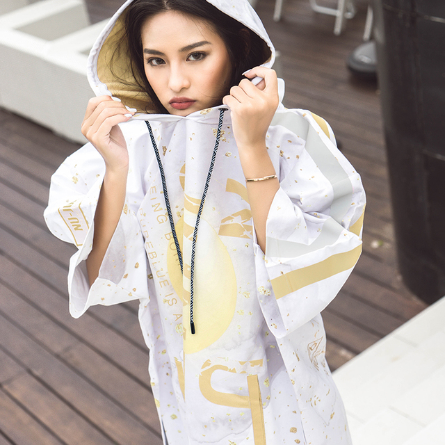 Nu June Microfiber Wetsuit Changing Robe Poncho with Hood Quick Dry Hooded Towels Swim Beach Surf Poncho Compact & Lightweight