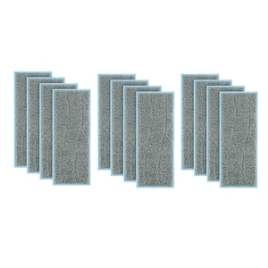 Image 1 - 12 PCS Cleaning Cloth Accessories for IRobot Braava Jet M6 (6110) Wi Fi Connected Robot Mop Vacuum Cleaner Cleaning Cloth IRobot