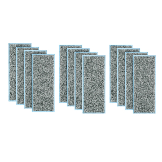 12 PCS Cleaning Cloth Accessories for IRobot Braava Jet M6 (6110) Wi Fi Connected Robot Mop Vacuum Cleaner Cleaning Cloth IRobot