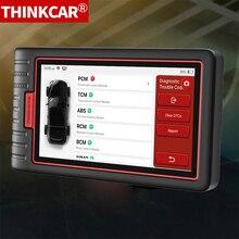 ThinkCar ThinkScan Max Dụng Cụ Tự Động Toàn Hệ Thống Máy Quét Chẩn Đoán 28 Đặt Lại Chức Năng Bi Đảo Chiều Thử Nghiệm ECU Mã Hóa Thông Qua CRP909