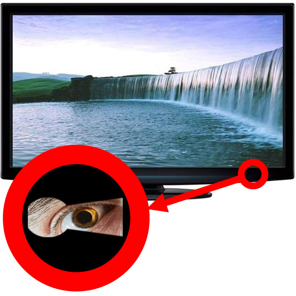 Купить с кэшбэком 60pcs Black Camera Privacy Sticker Webcam Covers 10mm Label Anti Voyeur Privacy Security Computer Camera Occlusion Sticker