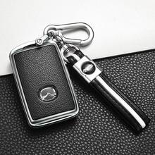 Miękka TPU obudowa kluczyka do samochodu obudowa dla Mazda 3 Alexa CX4 CX5 CX8 2019 2020 akcesoria