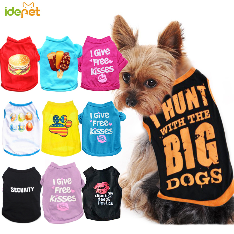 Ropa de verano para perros pequeños ropa para perros ropa para mascotas para perros ropa de chaqueta para Chihuahua disfraz productos para cachorros de Mascota