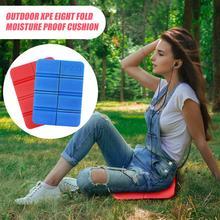 Folding XPE Foam Seat Cushion for Camping Hiking Portable Moisture-Proof Waterproof Mat